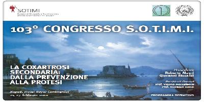 103° Congresso SOTIMI