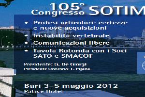 105a Congresso S.O.T.I.M.I.