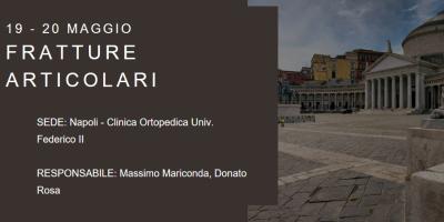 Corso Itinerante di Istruzione 2017 – Napoli