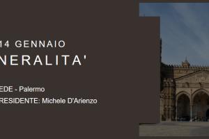Corso Itinerante di Istruzione 2017 - Palermo