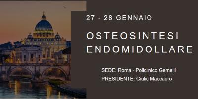 Corso Itinerante di Istruzione 2017 – Roma