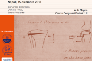3º Corso Teorico-Pratico sulle Osteotomie di Ginocchio